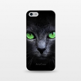 iPhone 5/5E/5s  Black Cat by Sitchko Igor