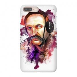 iPhone 8/7 plus  Cossack Ivan Sirko listen music by  (Cossack,Ivan,Sirko,Listem,music,sound,audio,dj,Deejay,Headphones,Ukraine,Ethno,history,warrior,soldier,man,human,moustache)