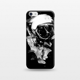 iPhone 5C  Space Dog by Sitchko Igor