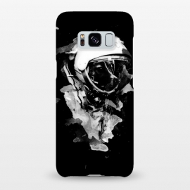 Galaxy S8+  Space Dog by Sitchko Igor (Dog,Laika,Space,astronaut,cosmonaut,cosmo,puppi,animal,animals,mixed,black,white)