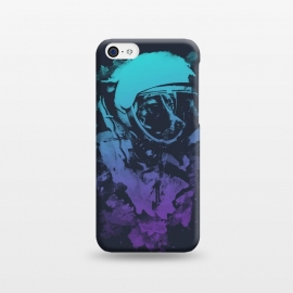 iPhone 5C  Space Dog V2 by Sitchko Igor