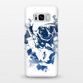 Galaxy S8+  Space Dog V3 by Sitchko Igor (Space,dog,laika,astronaut,cosmonaut,cosmo,cosmos,puppi,animal,animals,galaxy,mixed)
