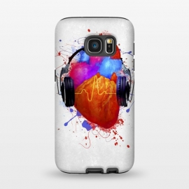 Galaxy S7  No Music - No Life by Sitchko Igor