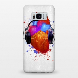 Galaxy S8+  No Music - No Life by Sitchko Igor (Hearth,Music,sound,headphones,life,No,pulse,impulse,audio,DJ,deejay,electronic,organic)