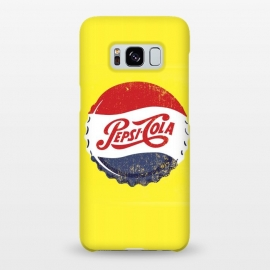 Galaxy S8+ SlimFit Vintage Pepsi by Sitchko Igor (Vintage,soda,pepsi,coke,cola,water,food,old)