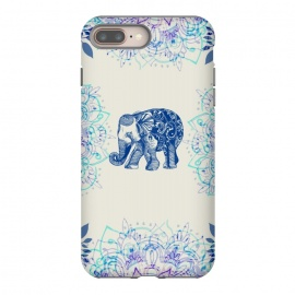iPhone 7 plus  Pretty Little Elephant  by Rose Halsey