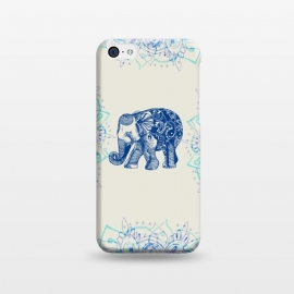 iPhone 5C  Pretty Little Elephant  by Rose Halsey