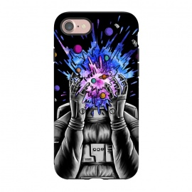iPhone 8/7  Astronaut Big Bang by Coffee Man