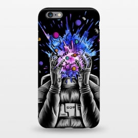 iPhone 6/6s plus  Astronaut Big Bang by Coffee Man