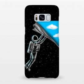 Galaxy S8+  Astronaut open the sky by Coffee Man