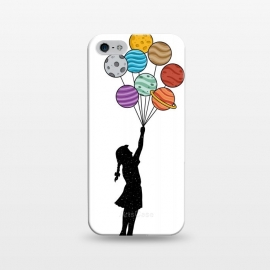 iPhone 5/5E/5s  Planets Balloons by Coffee Man