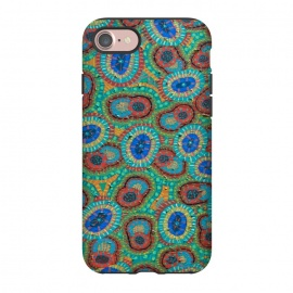iPhone 8/7  Colours of the Earth by Helen Joynson (modern fun)