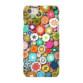 iPhone 8/7  Millefiori by Sharon Turner