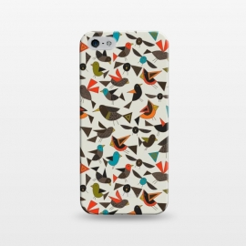 iPhone 5/5E/5s  Just Birds by Sharon Turner