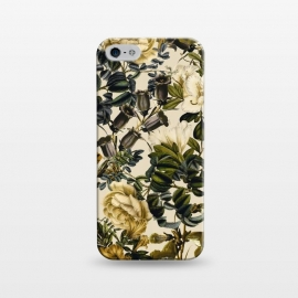 iPhone 5/5E/5s  WARM WINTER GARDEN by Burcu Korkmazyurek