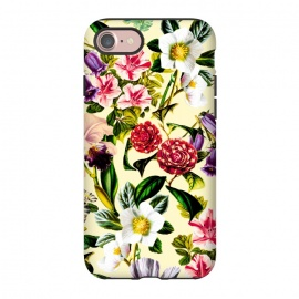 iPhone 8/7  SUMMER BOTANICAL X by Burcu Korkmazyurek