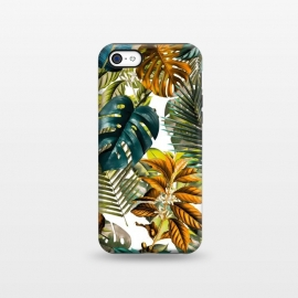 iPhone 5C  TROPICAL GARDEN V by Burcu Korkmazyurek