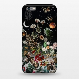 iPhone 6/6s plus  Beautiful night garden by Burcu Korkmazyurek