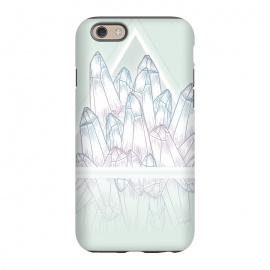 iPhone 6/6s  Crystals by Barlena