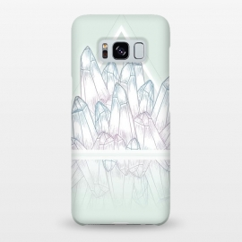 Galaxy S8+  Crystals by Barlena