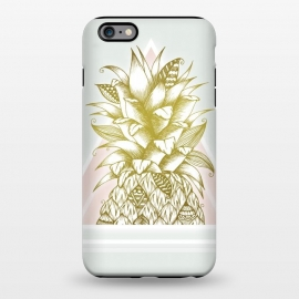 iPhone 6/6s plus  Golden Pineapple by Barlena