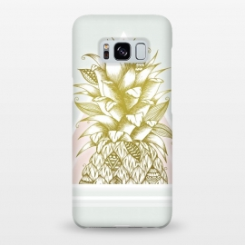 Galaxy S8+  Golden Pineapple by Barlena