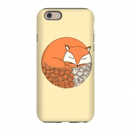 iPhone 6/6s  Fox-baige by Coffee Man