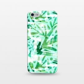 iPhone 5/5E/5s  Abstract Jungle by Heather Dutton