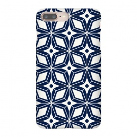 iPhone 8/7 plus  Starburst - Navy by