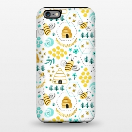 iPhone 6/6s plus  Busy Bees by Heather Dutton