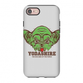 iPhone 8/7  [ba dum tees] Yodashire by Draco