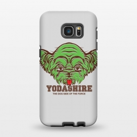 Galaxy S7 EDGE  [ba dum tees] Yodashire by Draco