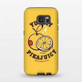 Galaxy S7  [ba dum tees] Pikajuicy by Draco
