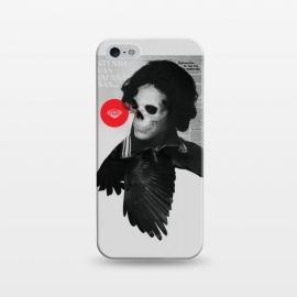 iPhone 5/5E/5s  [Poektica] Wings by Draco