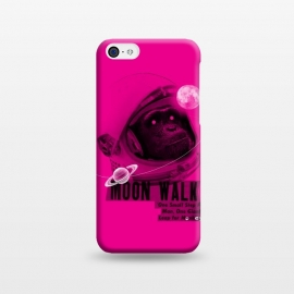 iPhone 5C  [Poektica] Space Monkey by Draco