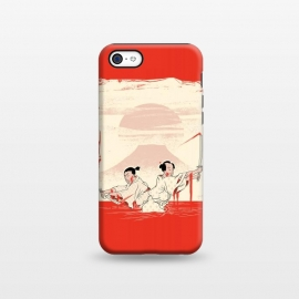 iPhone 5C  Bloody by Draco