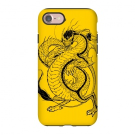iPhone 8/7  Bruce, the Dragon by Draco