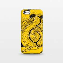 iPhone 5C  Bruce, the Dragon by Draco