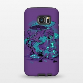 Galaxy S7  Cheshire Cat by Draco