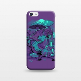 iPhone 5C  Cheshire Cat by Draco