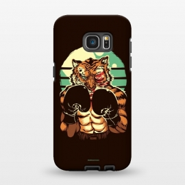 Galaxy S7 EDGE  Eye of the Tiger by Draco