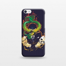 iPhone 5C  Faceless Man by Draco