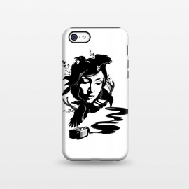 iPhone 5C  Ink by Draco