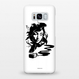Galaxy S8+  Ink by Draco