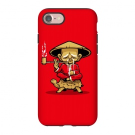iPhone 8/7  Monk by Draco (chinese,turttle,smoke,relax,monk)