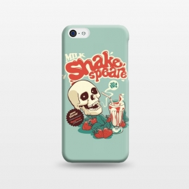 iPhone 5C  Milk Shakespeare by Draco