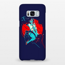 Galaxy S8+  Pin-Up Nerdy by Draco