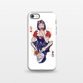 iPhone 5C  Queens by Draco