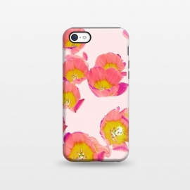 iPhone 5C  Flower Therapy by Uma Prabhakar Gokhale