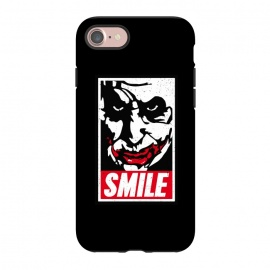 iPhone 8/7  SMILE by Mitxel Gonzalez (joker,smile,popart,pop,art,design,design phone case)